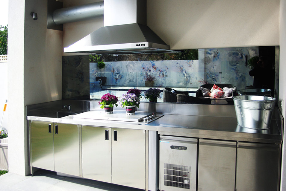 Antique Mirror Splashback Australia Mirror Ideas