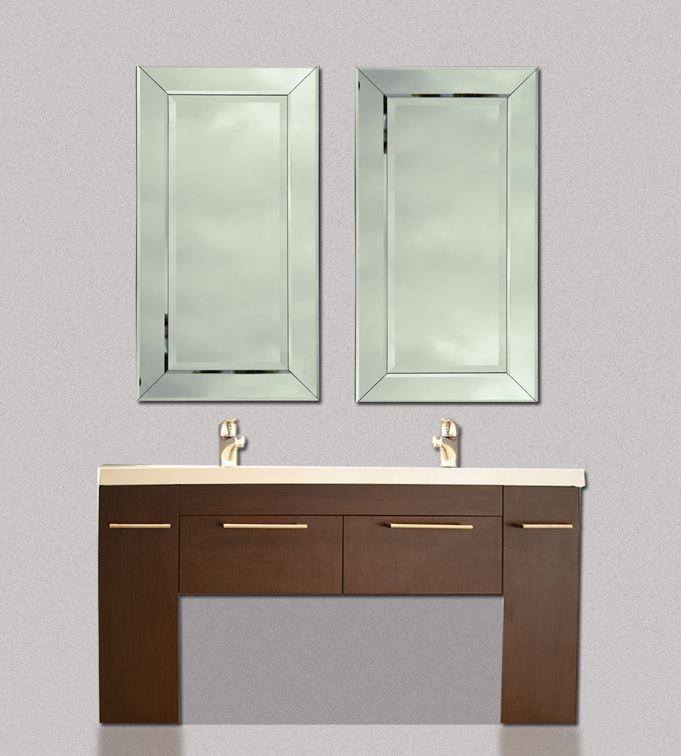 Creative Bathroom Mirrors Melbourne And Large Wall Mirrors  Dynamic Glass